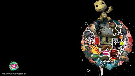 best big planet littlebigplanet wallpapers wallpaper cave