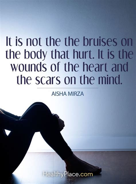 abuse quotes quote on abuse it is not the bruises on the that