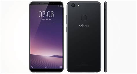 Vivo V7 Plus Smartphone vivo v7 plus with 18 9 fullview display launched in india