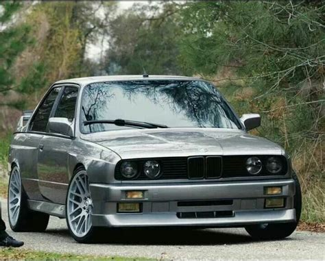 bmw e30 modified bmw e30 3 series grey i like http extreme modified com