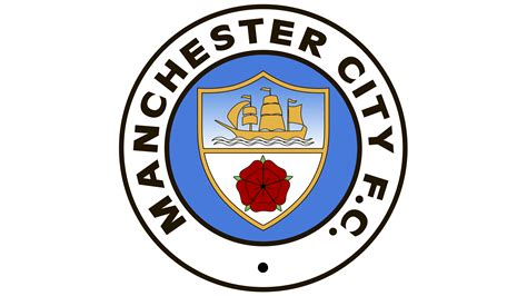 manchester city logo interesting history   team