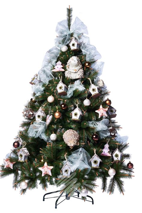 6ft artificial christmas trees pistil pine uniquely