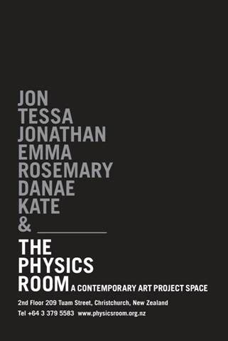 the physics room the physics room is seeking a new director creative new zealand