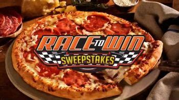 Hunt Brothers Pizza Sweepstakes - hunt brothers pizza tv commercial people ask why featuring kevin harvick ispot tv