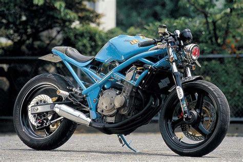 Suzuki Bandit Bobber Suzuki Bandit Suzuki Bandit Bobber Cafe Racer Custom