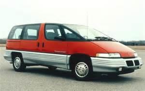 Pontiac Transport 1990 Pontiac Trans Sport Information And Photos