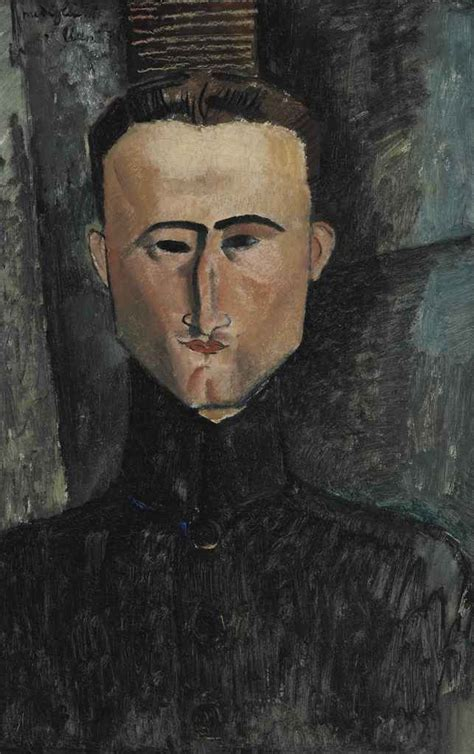 amedeo modigliani 1884 1920 the 382286319x amedeo modigliani 1884 1920 portrait du peintre rouveyre christie s