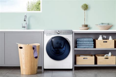 Laundry Assistant by Samsung Cuts Laundry Time In Half With Groundbreaking Quickdrive Technology Samsung Global