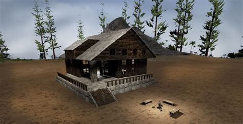 building a home ideas village prefab building