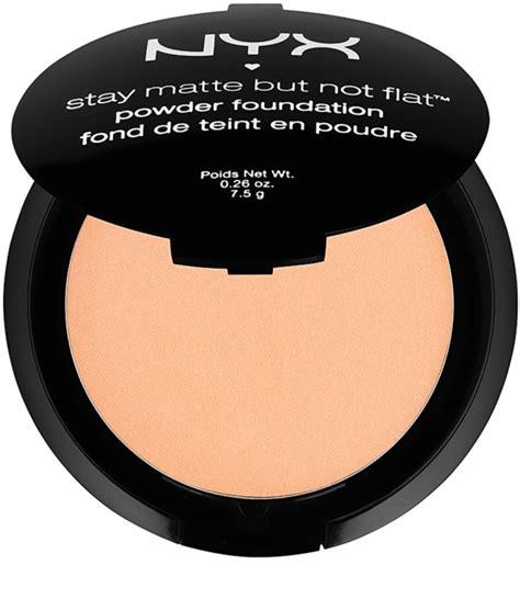 Nyx Stay Matte Powder Foundation nyx professional makeup stay matte but not flat powder