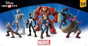 Disney Infinity Characters Marvel New Disney Infinity Marvel Characters Confirmed