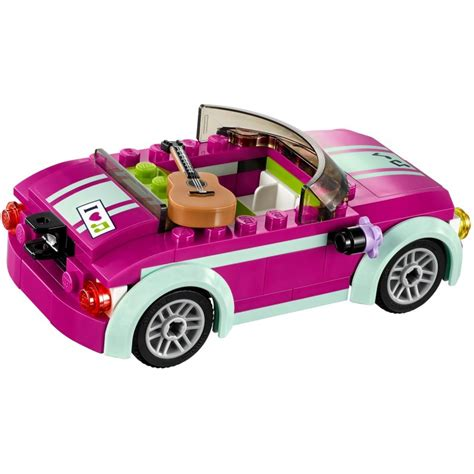 Lego Friends Auto by Lego 41316 Andrea S Speed Boat Transporter Lego 174 Sets