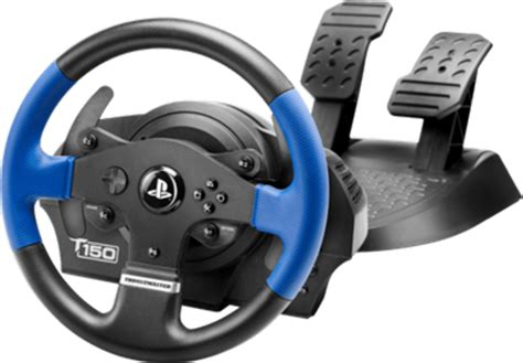 volante pc volante thrustmaster volante t150 feedback