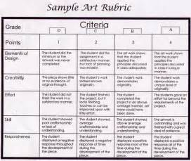 search results for visual art rubric template calendar