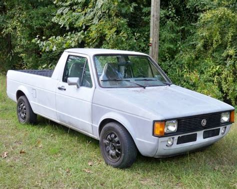 volkswagen rabbit  spd pickup truck  sale fayetteville nc