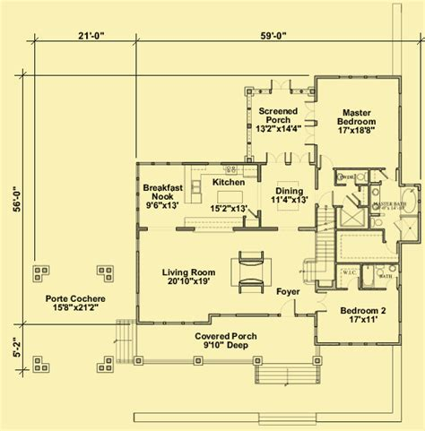 southern style floor plans southern style house plans for a unique five bedroom home