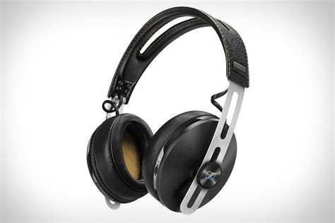 Headphone Sennheiser Momentum sennheiser momentum wireless headphones uncrate