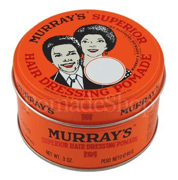 Pomade Superior murray s superior hair dressing pomade pomadeshop