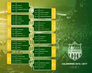 Calendrier Liga 2017 18 Saison 2016 2017 Le Calendrier Complet Du Fc Nantes