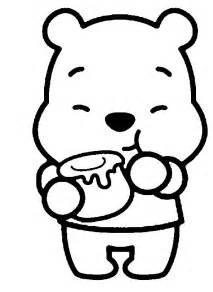disney cuties coloring pages free winnie pooh cuties coloring pages