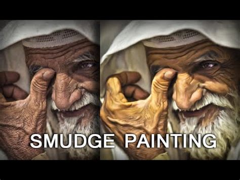 tutorial smudge painting hd tutorial smudge painting hd effect youtube