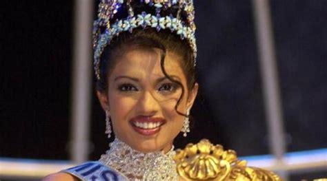 priyanka chopra indian express priyanka chopra was considered too dark for miss india