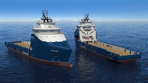platform supply vessel rolls royce package for sinopacific platform supply