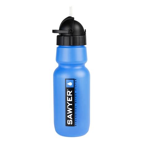 personal water filtration bottle sawyer