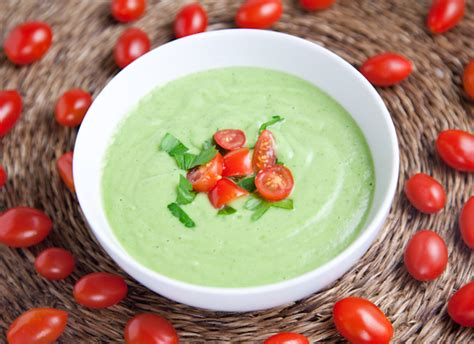 Cucumber Avocado Detox Soup by Souping The Newest Trend In Cleansing