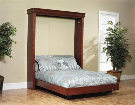 Murphy Bed by Amish Murphy Wall Bed Murphy Beds Ta