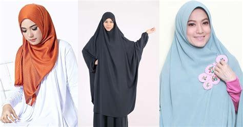 Perbedaan Dan Jilbab Menurut Islam perbedaan jilbab khimar dan kerudung tarbiyah