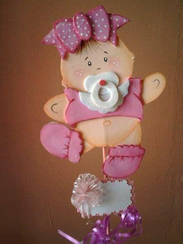 foami para baby shower recuerdos para baby shower en foami bsf 15 00 en