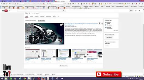 youtube new layout 2016 how to customize youtube channel layout 2016 youtube
