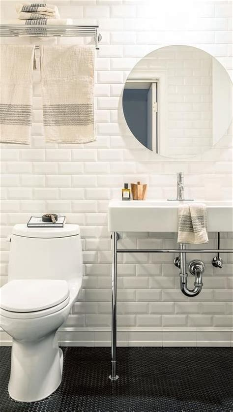 penny tile bathroom ideas 15 best ideas about penny tile floors on pinterest