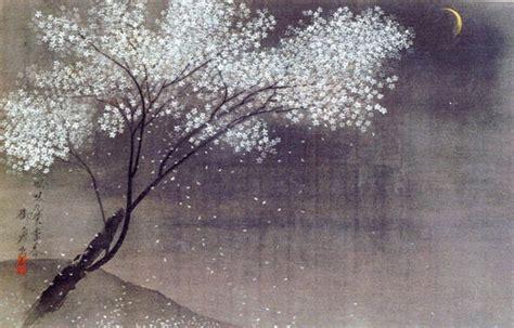 fiori di ciliegio dipinti hanami attraverso la pittura giapponese