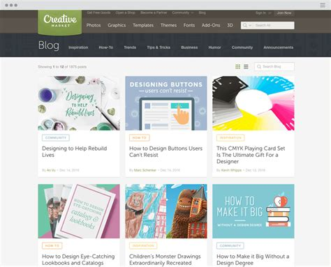 Home Product Design Blogs 14 Design Blogs Every Creative Should Bookmark