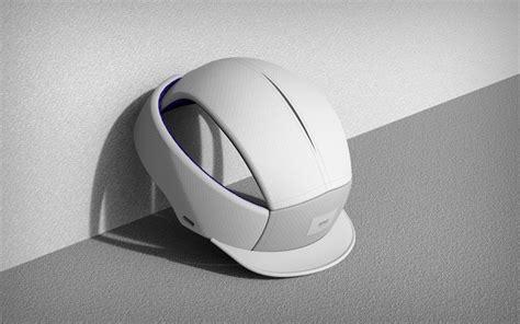 design helmet asia headgear for little humans yanko design