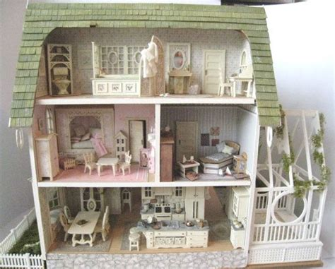 dollhouse quarter 17 best images about 1 4 scale on mansions