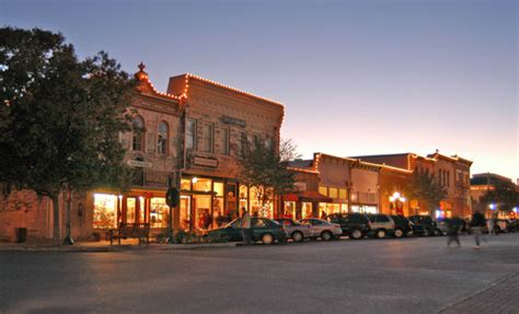 country towns 5 charming texas hill country towns