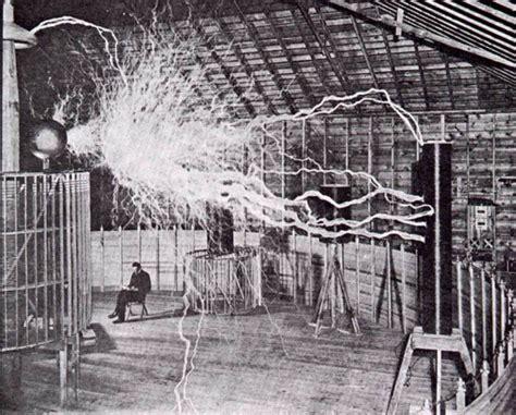 Tesla In Colorado Springs I Messaggi Extraterrestri Di Nikola Tesla L Universo Vibra