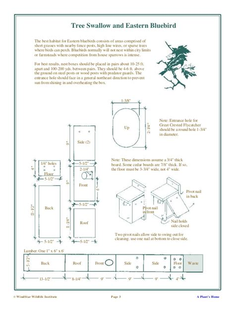 what direction should bluebird house face building nesting boxes and nesting platforms