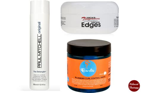 paul mitchell edge control best 18 drugstore hair products for transitioning to