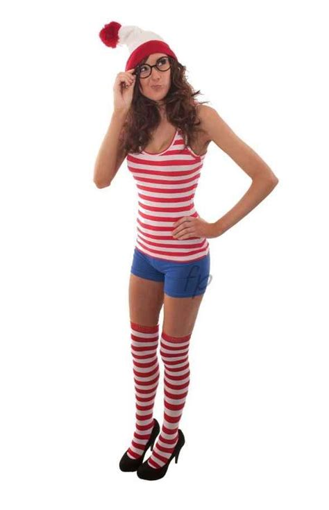 comfortable halloween costumes for women 17 best ideas about wheres wally fancy dress on pinterest