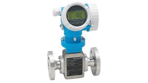 endress hauser promag proline promag h 200 electromagnetic flowmeter endress