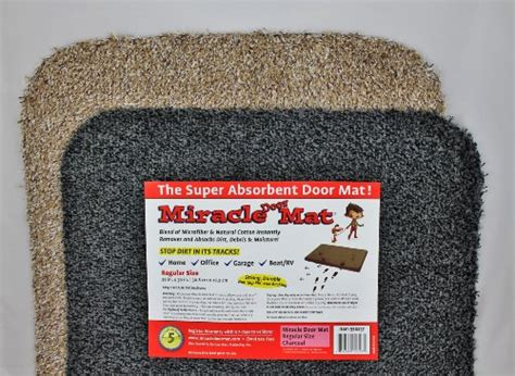 Miracle Doormat Reviews miracle door mat 20 quot x30 quot home rugs for sale