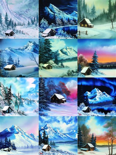bob ross painting the universe 52 best images about bob ross on bobs happy