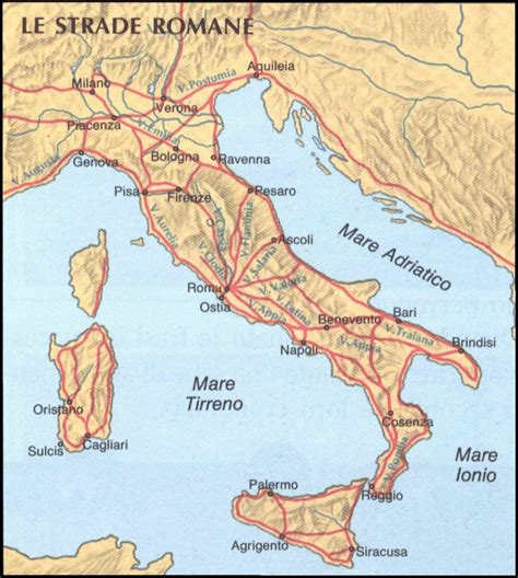 mari bagnano l italia cartina italiana con i mari wroc awski informator