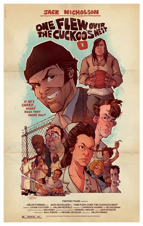 katsella one flew over the cuckoo s nest koko elokuva verkossa one flew over the cuckoo s nest by blitzcadet on deviantart