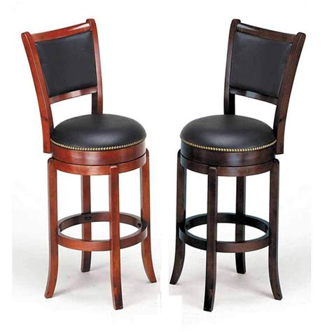 29 Bar Stools With Back by Chelsea High Back Swivel Bar Stool Chair 29 Quot Seat Height