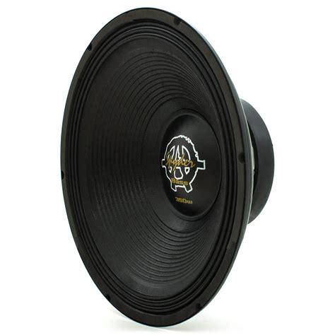 Kaos Bass woofer 15 quot spyder kaos bass 350 350 watts rms 4 ohms
